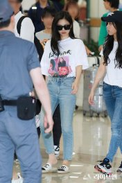 BLACKPINK Jennie Airport Photo 26 July 2018 Gimpo 5