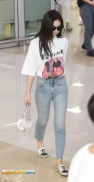 BLACKPINK Jennie Airport Photo 26 July 2018 Gimpo 8