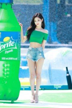 BLACKPINK Jennie Sprite Waterbomb Festival Seoul 112