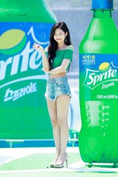 BLACKPINK Jennie Sprite Waterbomb Festival Seoul 113