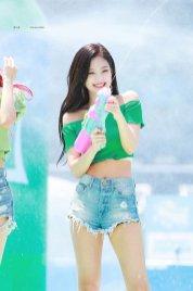 BLACKPINK Jennie Sprite Waterbomb Festival Seoul 117