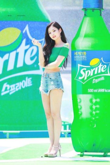 BLACKPINK Jennie Sprite Waterbomb Festival Seoul 119