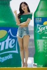 BLACKPINK Jennie Sprite Waterbomb Festival Seoul 32