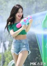 BLACKPINK Jennie Sprite Waterbomb Festival Seoul 80