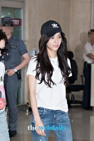 BLACKPINK Jisoo Airport Photo 26 July 2018 Gimpo 15