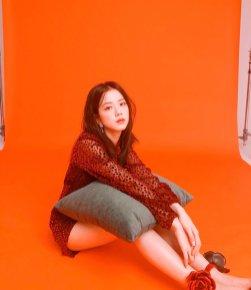 BLACKPINK Jisoo Instagram Photo 17 July 2018 Behind the scenes cosmopolitan photoshoot 4