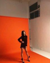 BLACKPINK Jisoo Instagram Photo 17 July 2018 Behind the scenes cosmopolitan photoshoot 7