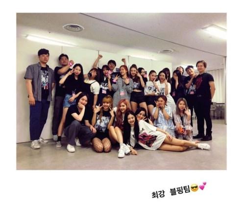 BLACKPINK Jisoo Instagram Story 25 July 2018 sooyaaa