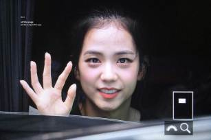 BLACKPINK-Jisoo-leaving-Inkigayo-15-July-2018-Car-photos-4