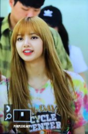 BLACKPINK Lisa Airport Photo 26 July 2018 Gimpo 11