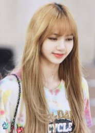 BLACKPINK Lisa Airport Photo 26 July 2018 Gimpo 7