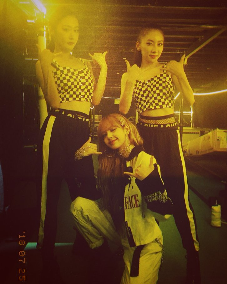 BLACKPINK Lisa Instagram Photo 26 July 2018 lalalalisa m 3