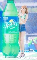 BLACKPINK Lisa Sprite Waterbomb Festival Seoul 51