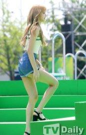 BLACKPINK Lisa Sprite Waterbomb Festival Seoul 60