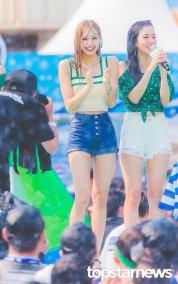 BLACKPINK Lisa Sprite Waterbomb Festival Seoul 73
