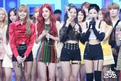 BLACKPINK MBC Music Core 14 July 2018 PD Note Photo 2