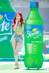 BLACKPINK-Rose-Sprite-Waterbomb-Festival-Seoul-45
