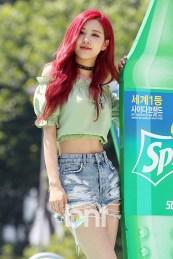 BLACKPINK Rose Sprite Waterbomb Festival Seoul 79