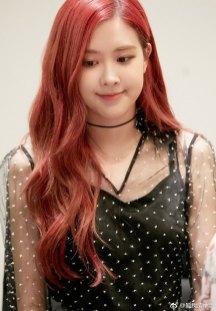 BLACKPINK-Rose-Weibo-Live-Broadcast-2