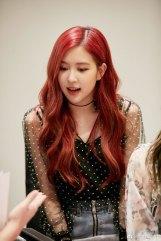 BLACKPINK-Rose-Weibo-Live-Broadcast