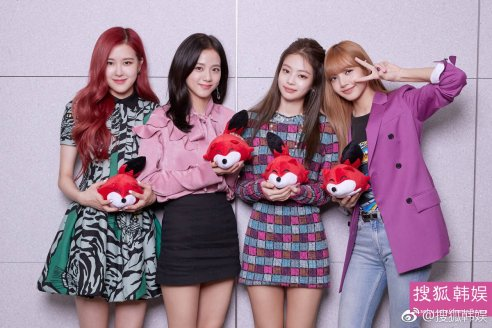 BLACKPINK Sohu TV China Interview