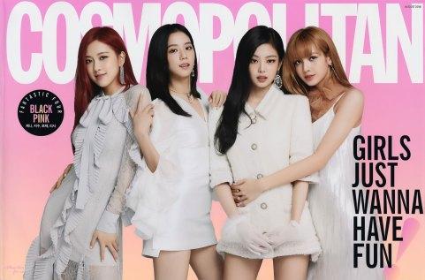 BLACKPINK-UPDATE-Cosmopolitan-Korea-Magazine-August-2018-Issue-HQ-Scan-2