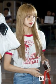 BLACKPINK UPDATE Lisa Airport Photo 20 July 2018 Back From Japan 14