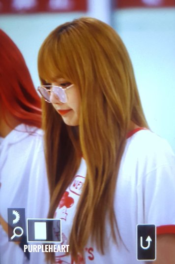 BLACKPINK UPDATE Lisa Airport Photo 20 July 2018 Back From Japan 2