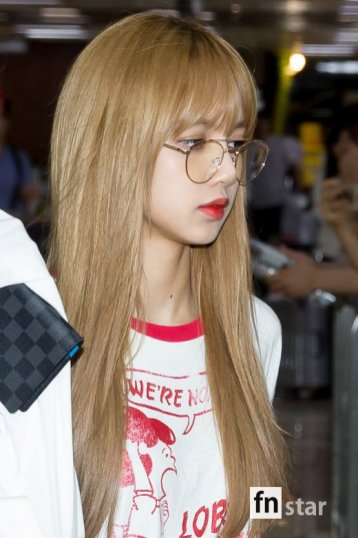 BLACKPINK UPDATE Lisa Airport Photo 20 July 2018 Back From Japan 4