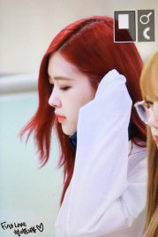 BLACKPINK UPDATE Rose Airport Photo 20 July 2018 Back From Japan 10