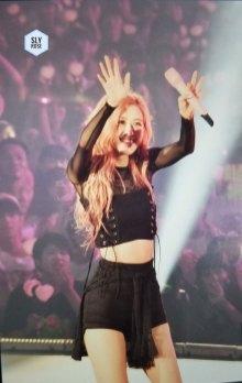 BLACKPINK-UPDATE-Rose-Japan-Arena-Tour-2018-Day-2-Osaka
