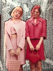BLACKPINK UPDATE Scan Magazine BLACKPINK Vogue Korea August 2018 Issue 8