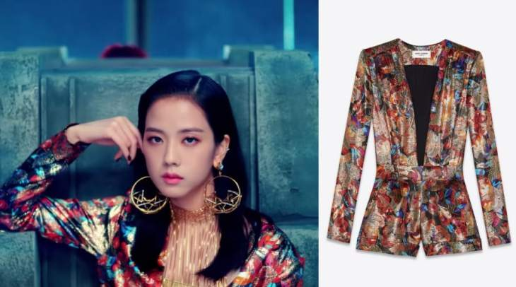BLACKPINK jisoo-saint-laurent