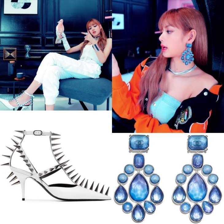 BLACKPINK lisa-balenciaga-chanel