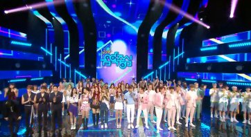 Blackpink win triple crown mbc music core july 7, 20108 photo 4
