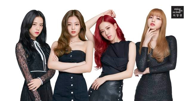 blackpink is the new model of mise en scéne