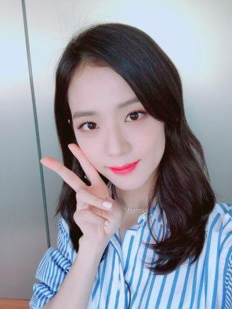 blackpink jisoo unexpected Q pre recording MBC 2