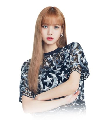 blackpink-lisa-olens-commercial-white-background
