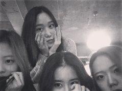 BLACKPINK Jennie Chahee 4