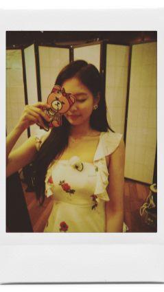 BLACKPINK Jennie Instagram Story 13 August 2018 jennierubyjane