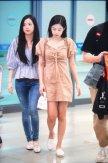 BLACKPINK Jennie Jisoo Jensoo Airport Photo 18 August 2018 Incheon 3