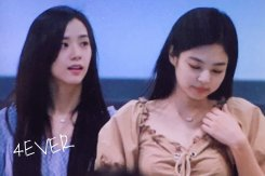 BLACKPINK Jennie Jisoo Jensoo Airport Photo 18 August 2018 Incheon