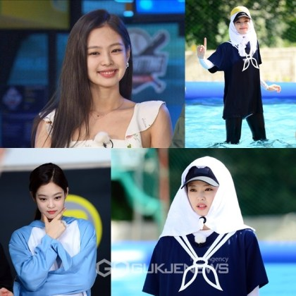 BLACKPINK Jennie SBS Running Man Episode 413 photo 4