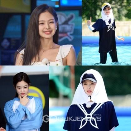 BLACKPINK Jennie SBS Running Man Episode 413 photo 4