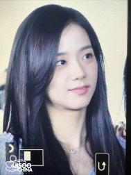 BLACKPINK Jisoo Airport Photo 18 August 2018 Incheon 14