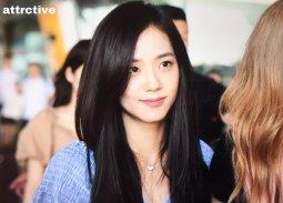 BLACKPINK Jisoo Airport Photo 18 August 2018 Incheon 16
