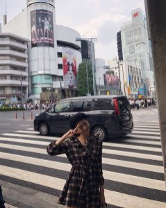 BLACKPINK Jisoo Instagram Photo 27 August 2018 Japan billboard ads 1