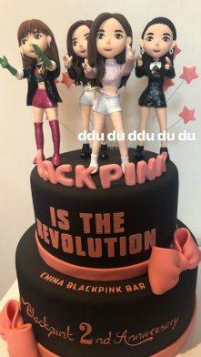 BLACKPINK Jisoo Instagram Story 9 August 2018 fans gift 3