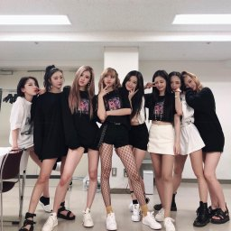 BLACKPINK-Jisoo-Jennie-Rose-Lisa-YG-Dancer
