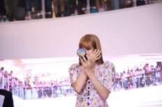 BLACKPINK LISA moonshot central world fansign event bangkok thailand 176